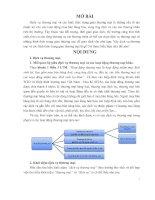 Pháp luật về dịch vụ thương mại và các hình thức trung gian thương mại lý luận và thực tiễn