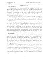xây dựng bài tập trắc nghiệm ngữ dụng chương trình ngữ văn 10
