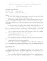 ĐẶT CÂU HỎI TRONG DẠY HỌC TÁC PHẨM TỰ SỰ DÂN GIAN CHƯƠNG TRÌNH NGỮ VĂN 10