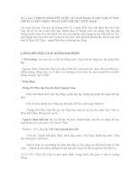 Sử 11 BÀI: PHONG TRÀO YÊU NƯỚC Ở VIỆT NĂM TỪ ĐẦU THẾ KỈ XX ĐẾN CHIẾN TRANH THẾ GIỚI THỨ NHẤT 1914