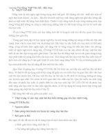 skkn rèn kỹ năng để đọc một bài đọc hiểu trong môn tiếng anh thcs
