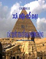 thuyết trình lịch sử - các quốc gia cổ đại phương đông (3)