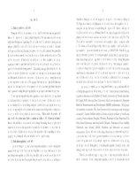 Tóm tắt Luận án Tiến sĩ Luật học: Tài sản thế chấp và xử lý tài sản thế chấp theo quy định của pháp luật dân sự Việt Nam hiện hành