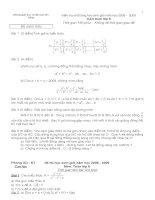 tuyển tập một số đề thi học sinh giỏi toán lớp 8 tham khảo