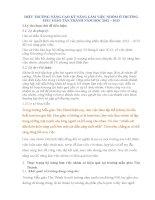 HIỆU TRƯỞNG NÂNG CAO KỸ NĂNG LÀM VIỆC NHÓM Ở TRƯỜNG MẪU GIÁO TÂN THÀNH NĂM HỌC 2012 – 2013