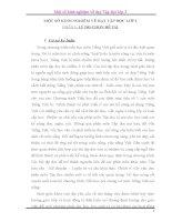 skkn một số KINH NGHIỆM về DẠY tập đọc lớp 2