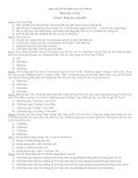 Ôn tập chương 1 - Vật lý 10