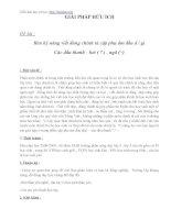 rèn kỹ năng viết đúng chính tả cặp phụ âm đầu d  gi các dấu thanh  hỏi (  ) , ngã (~)