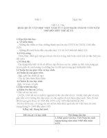 Giáo án ngữ văn lớp 12 cơ bản, đầy đủ chi tiết