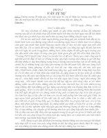 tài liệu ôn thi lớp 10 môn ngữ văn