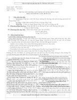Giáo án phụ đạo ngữ văn 10