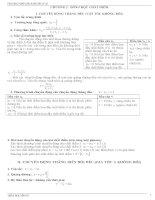 hệ thống công thức vật lý lớp 10