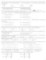tuyển tập đề thi vật lý hk1 lớp 12