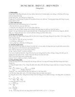 Tuyển tập các đề thi thử đh môn hóa có đáp án