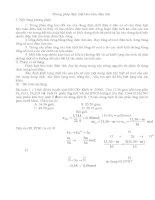 phương pháp định luật bảo toàn điện tích