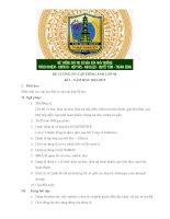 ĐỀ CƯƠNG ôn tập TIẾNG ANH lớp 10 kỳ 1  2014  2015