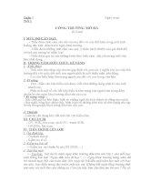 Giáo án ngữ văn 7 chuẩn kiến thức cực hay