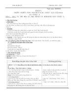 Giáo án địa lí cơ bản lớp 8 đầy đủ chuẩn