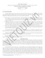 đề thi môn kỹ năng tư vấn pháp luật và hợp đồng