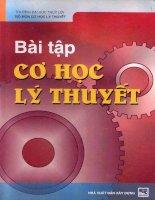 Bài tập cơ học lý thuyết