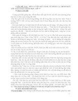 RÈN LUYỆN KỸ NĂNG VẼ HÌNH VÀ TRÌNH BÀY LỜI  GIẢI TOÁN HÌNH HỌC LỚP 7