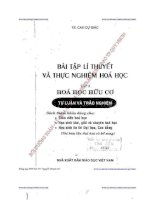 giải bài tập hóa học 12 (chương trình nâng cao) - trần trung ninh