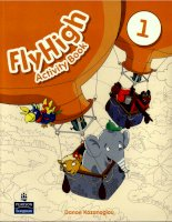 fly high activity book 1