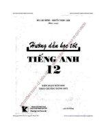 hướng dẫn học tốt tiếng anh 12 biên soạn 2008 chương trình mới - mai lan hương