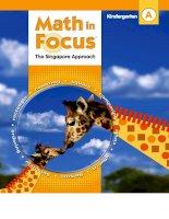 math in focus big book a