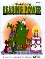developing reading power books 1