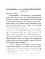 rèn kĩ năng viết đoạn văn cho học sinh lớp 9