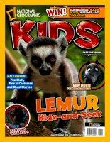 kids south africa lemur hide and seek