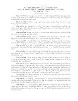 CÂU HỎI THI PHẦN XỬ LÝ TÌNH HUỐNG HỘI THI NGHIỆP VỤ SƯ PHẠM GV MẦM NON, TIỂU HỌC