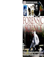 eyewitness books forensic science