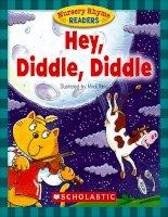 nursery rhyme readers hey diddle diddle