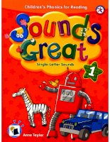 sounds great single letter sounds 1