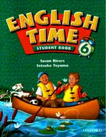 english time 6 student book