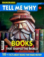 tell me why books that shaped the world