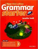 grammar starter student book