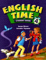 english time student book 4