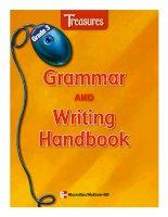 grammar and writing handbook grade 3
