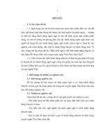 biểu thức ngữ vi thể hiện hành động khuyên và hứa (qua lời thoại nhân vật) trong truyện ngắn việt nam_luận văn thạc sĩ ngữ văn