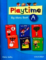 oxford playtime a storybook
