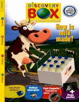 discovery box how is milk made