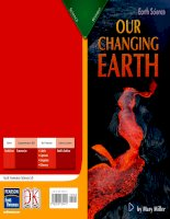 our changing earth science