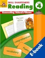 reading skill sharpeners grade 4