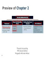financial accounting chapter 02 the recording process