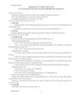 chuẩn kiến thức kĩ năng văn 12