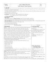 Bài dự thi liên môn Ngữ văn Qua đèo Ngang