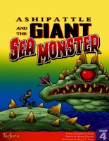 ashipattle and the giant sea monster